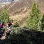 Mountainbike Fahrspaß - Sölden Ötztal Camp