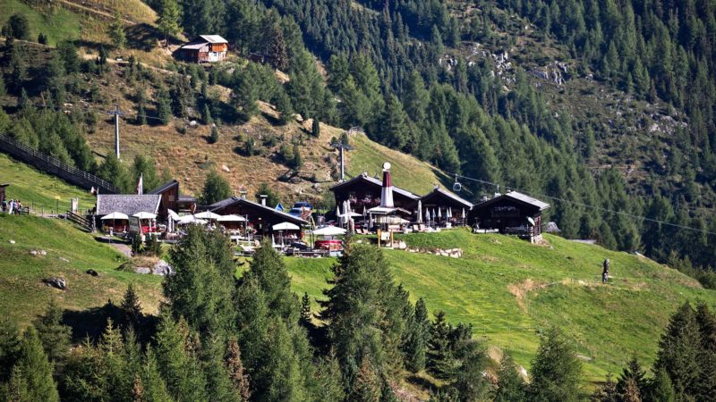 Bergbahnen - Sölden Ötztal Camp
