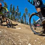 Anliegersurfen im Mountainbike Paradies - Sölden Ötztal Camp