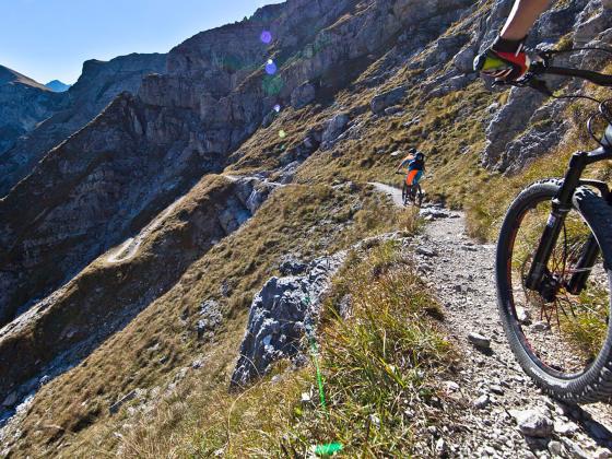 Camp Transalp Enduro und Dolomiti Enduro