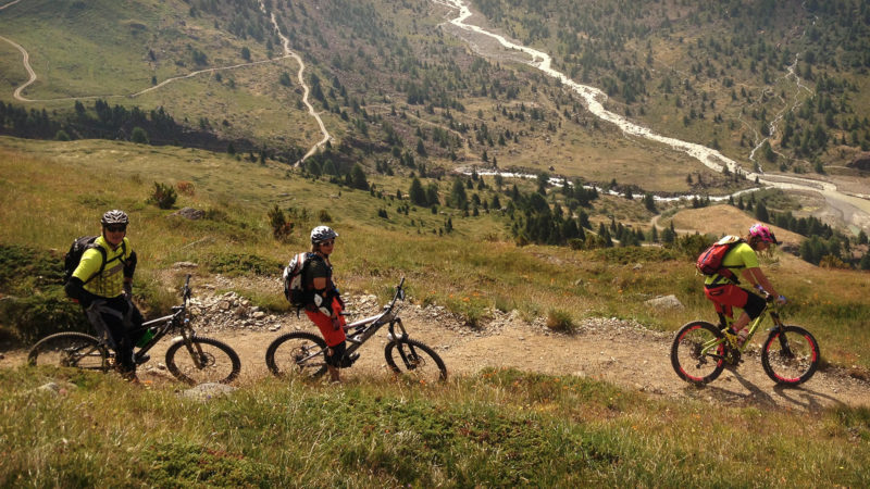 Camp Transalp Enduro 2016