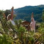 Camp Bike Yoga Livigno 2016