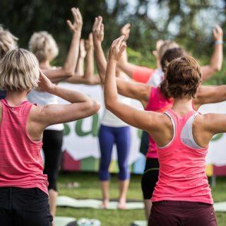 Camp Bike & Yoga Women 2016