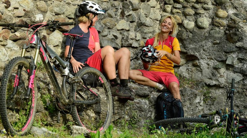 Camp Bike & Yoga Tour Women 2016