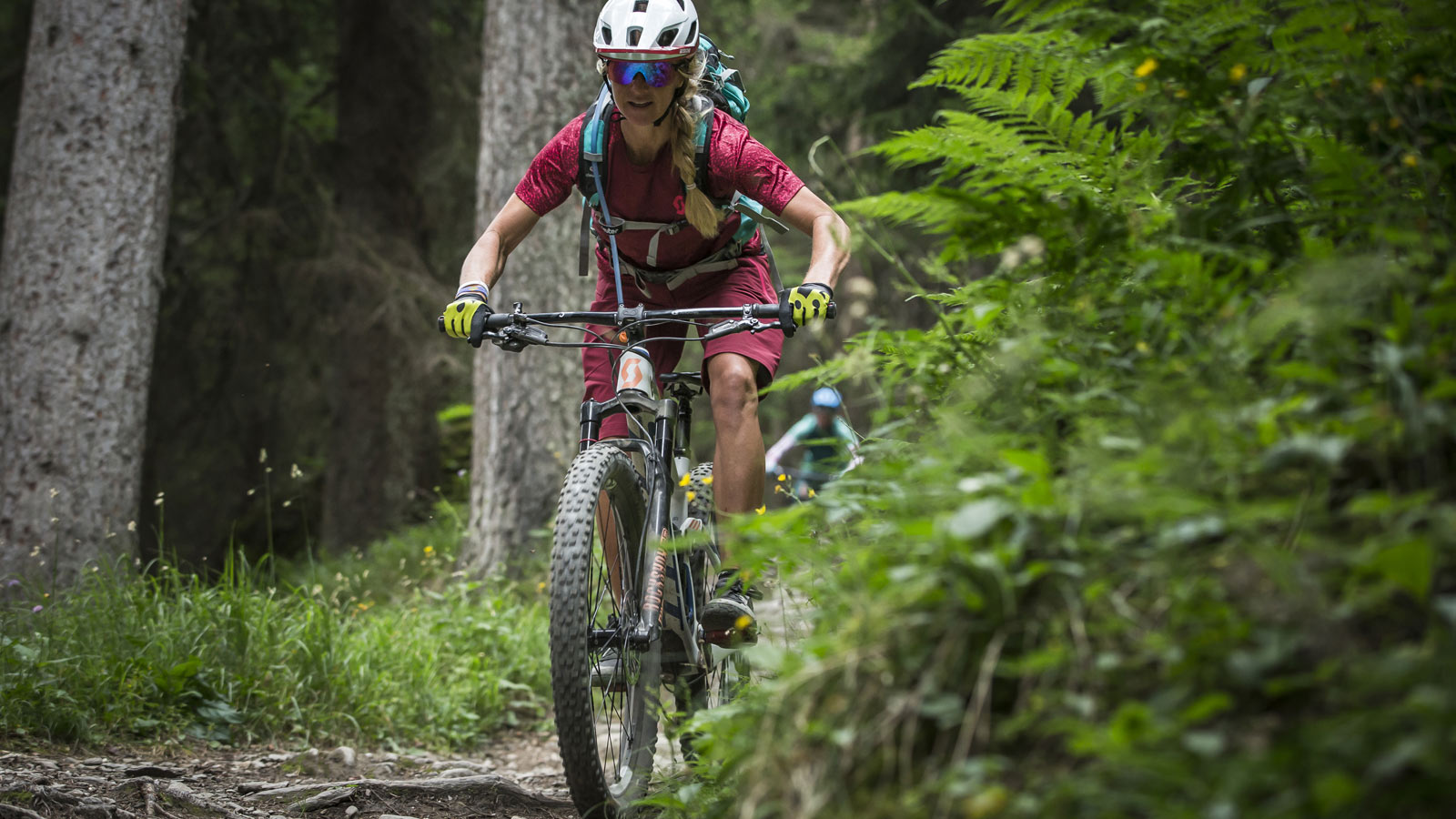 Wurzeltrails - Trailcamp Bike & Yoga Women
