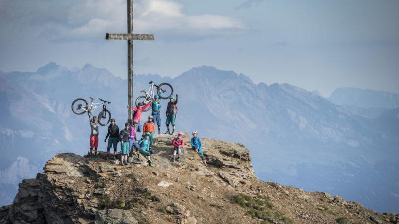 Gipfelstürmer - Trailcamp Bike & Yoga Women