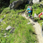 Trails - Fahrtechnik Garmisch Mountainbike Training