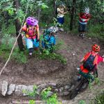 Kurven und Anlieger - Fahrtechnik Camp Women