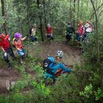 Kurven und Anlieger trainieren - Fahrtechnik Camp Women