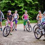 Mountainbike Fahrtechnik - Fahrtechnik Camp Women