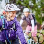 Übung und Training - Fahrtechnik Camp Women