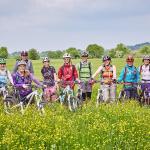 Gruppendynamik - Fahrtechnik Camp Women