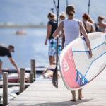 Surfboard SUP - Standup Paddling Camp