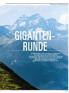 Presse Die Rasenmaeher BIKE 2017-01 Aosta