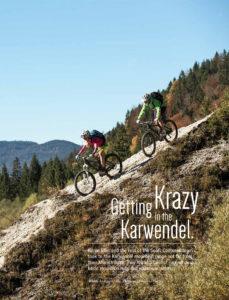 Presse Die Rasenmaeher Singletrack Mag2013-11 Karwendel
