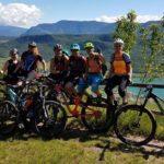 Camp Fahrtechnik Kaltern Gruppenbild