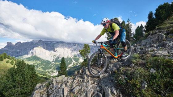 Dolomiti Enduro Camp - Felsentrail