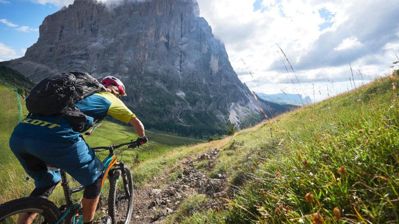 Dolomiti Enduro Camp - Fahrtechnik