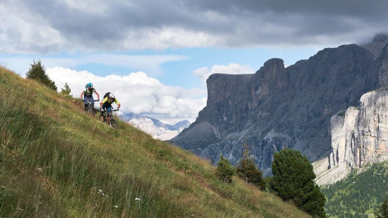 Dolomiti Enduro Camp - Wiesentrails