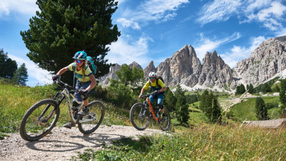 Dolomiti Enduro Camp - Uphill