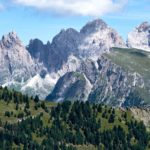 Dolomiti Enduro Camp - Bergpanorama