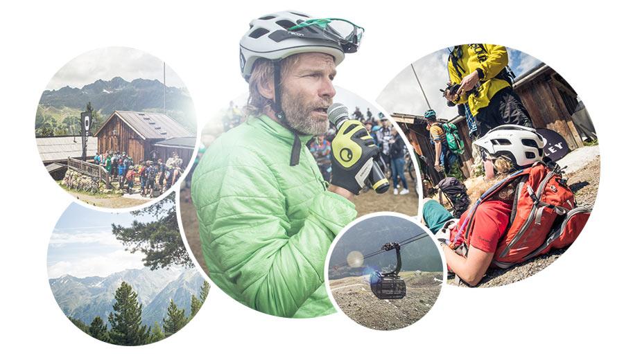 Die Rasenmäher - Trails mit Flow satt, Mountainbike Fahrtechnik und bärenstarke Events rund um den Radsport