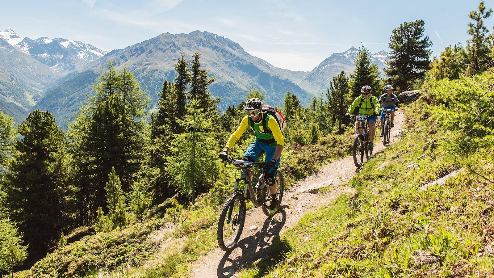 Event Schnitzeljagd 2017 - Trails