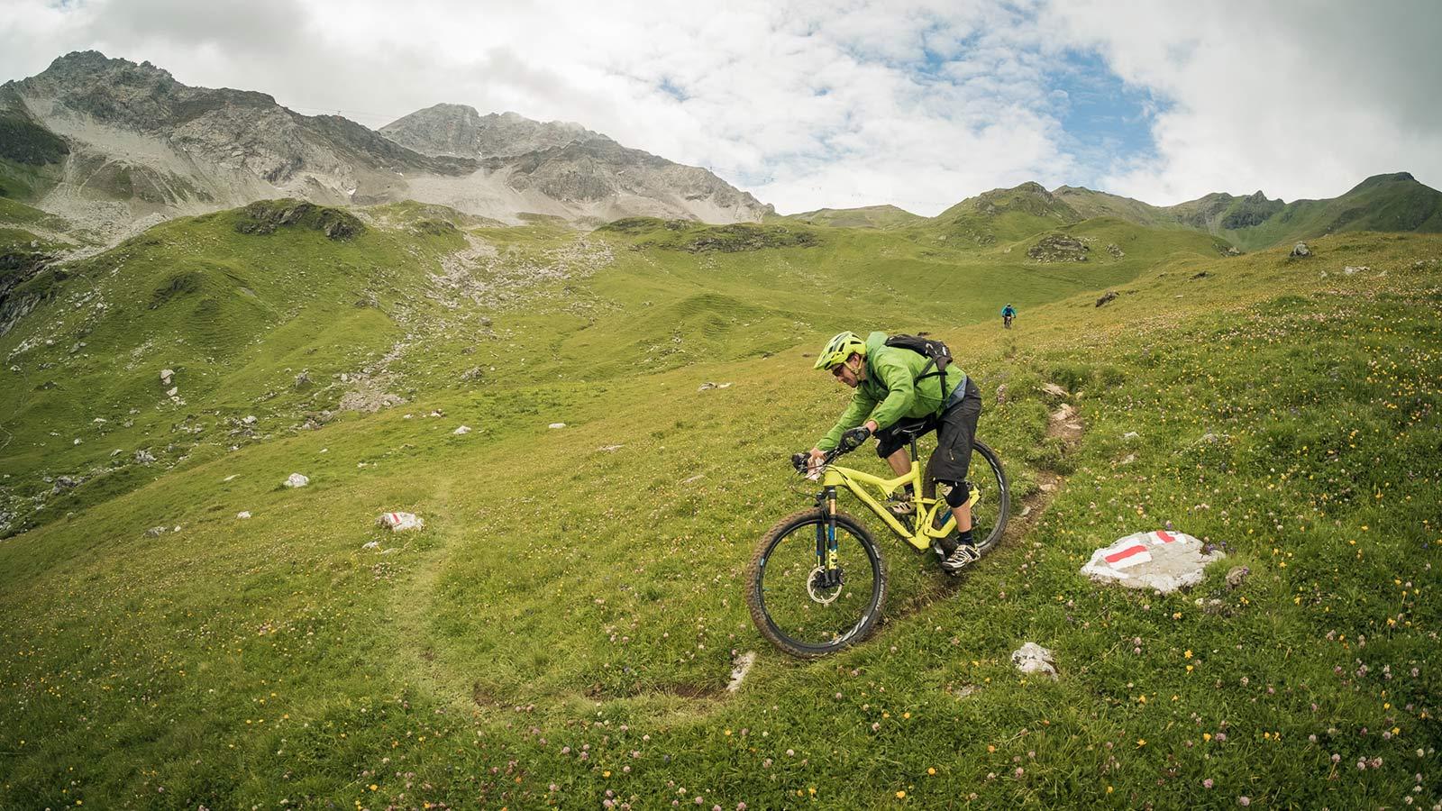 Event Hörnli Trailjagd 2017 - Trails