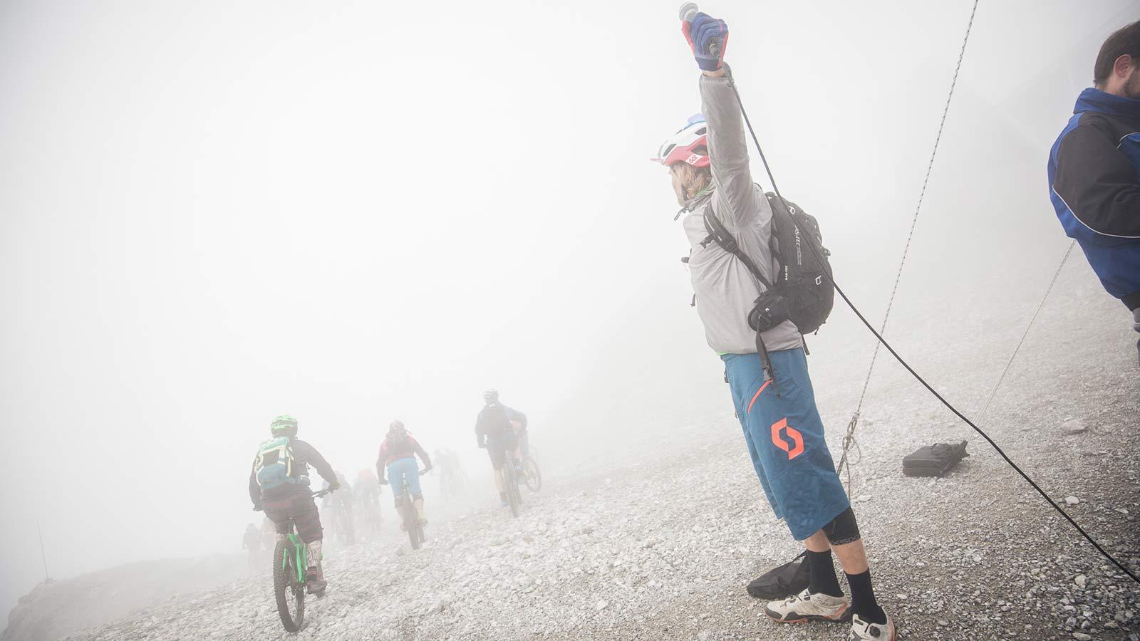 Event Hörnli Trailjagd 2017 - Start