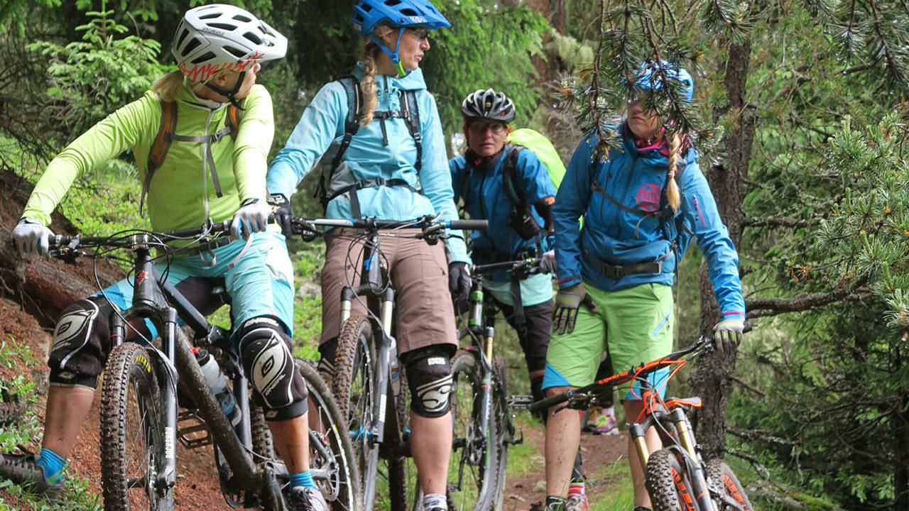 Trails - Trailcamp Sölden Ötztal Women Camp