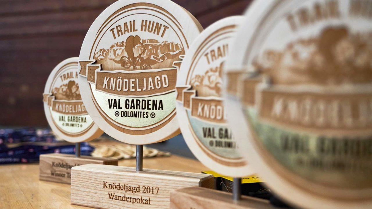 Event Knödeljagd 2017 - Trophäen
