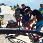 Freeride Camp Serfaus Fiss Ladis Bike Checkup