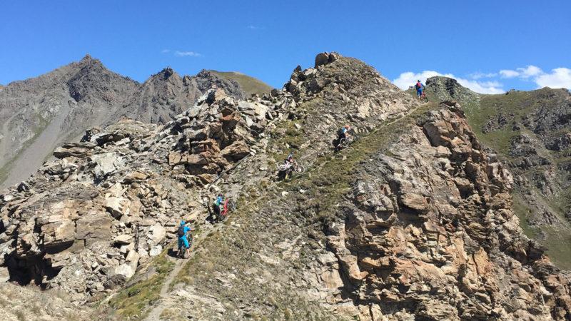Enduro Trip Aosta Valley - Trails Uphill
