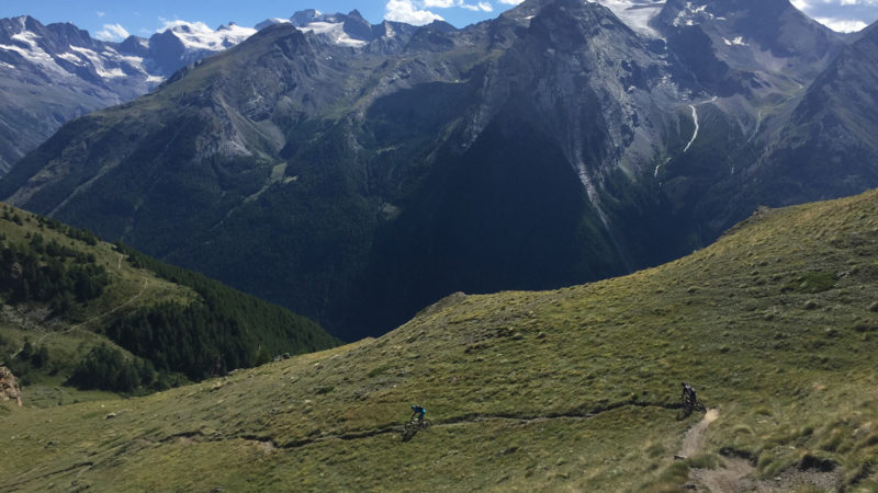 Enduro Trip Aosta Valley - Singletrails