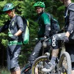 Enduro Mountainbike Freeride Camp Reschenpass - Fahrtechnik