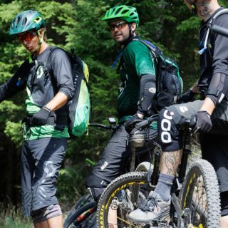 Enduro Mountainbike Freeride Camp Reschenpass - Fahrtechnik