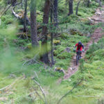 Enduro Mountainbike Freeride Camp Reschenpass - Singletrails