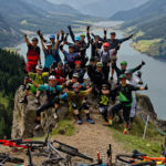 Enduro Mountainbike Freeride Camp Reschenpass - Gruppe