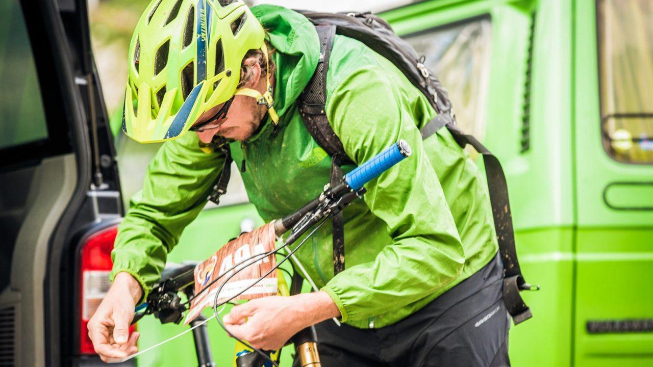 Event Hörnlijagd 2017 Arosa - Bikecheck