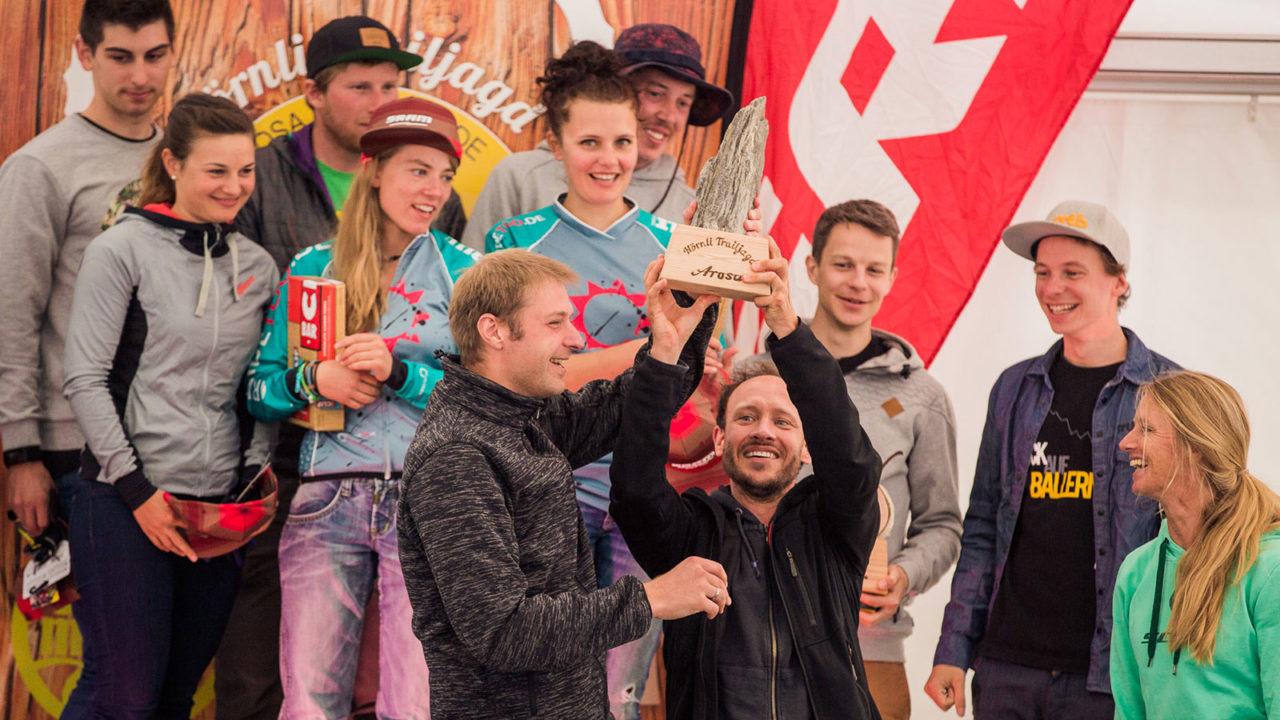 Event Hörnlijagd 2017 Arosa - Sieger