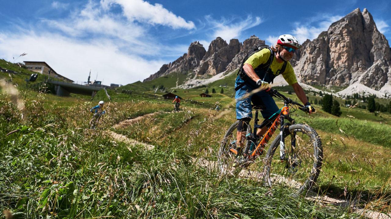 Event Knödeljagd 2017 - Trails vor Alpenpanorama