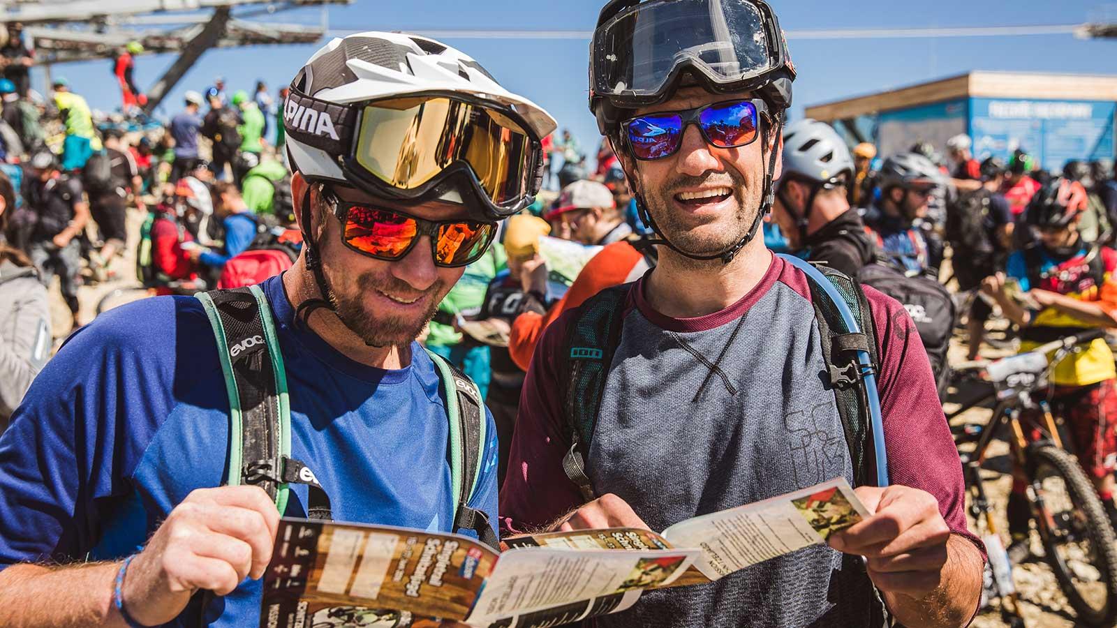 Event Schnitzeljagd 2018 - Stempelpass