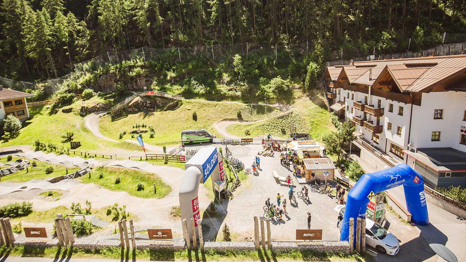 Event Schnitzeljagd 2018 - Expo Area