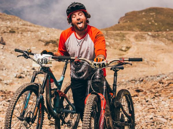 Event Hörnlijagd 2018 Arosa - Uphill