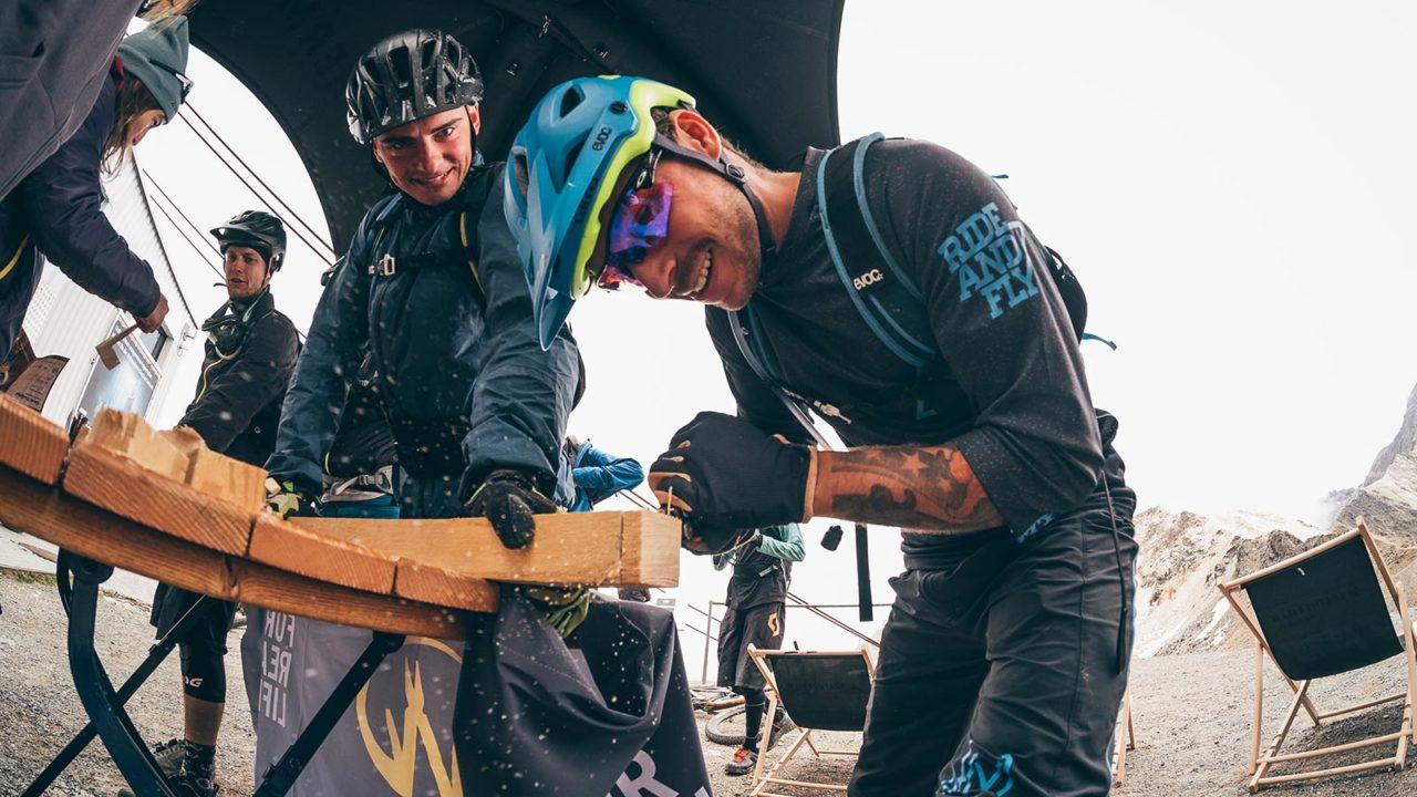 Event Hörnlijagd 2018 Arosa - Leatherman Stand