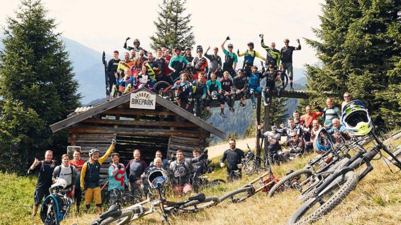 Freeride Camp Serfaus Fiss Ladis - Teilnehmer