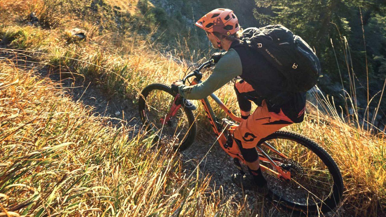 Rasenmäher Camps - Mountainbike Trail Fahrtechnik mit Holger Meyer
