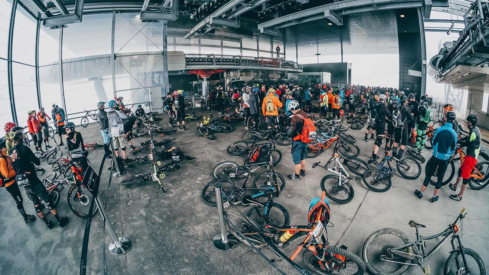 Event Schnitzeljagd 2019 - Sölden Mittelstation