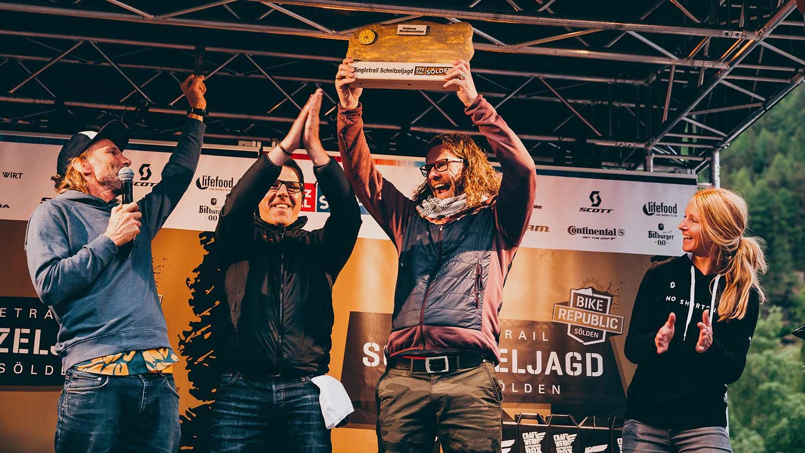 Event Schnitzeljagd 2019 - Siegerehrung