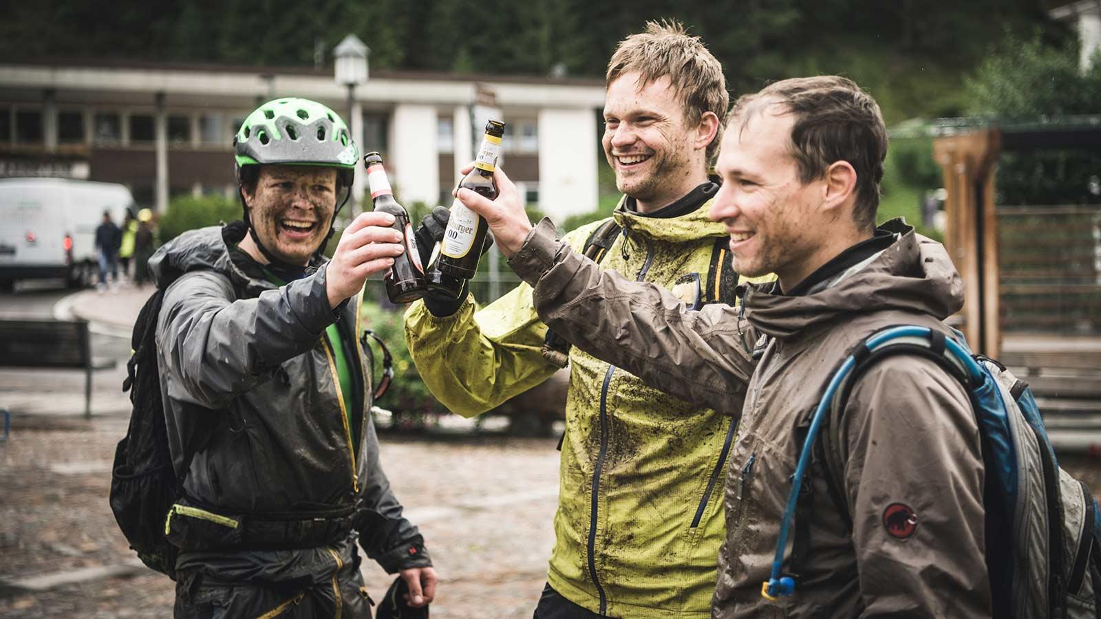 Die Rasenmäher Event Knödeljagd 2019 - Bitburger 0% Zielbier